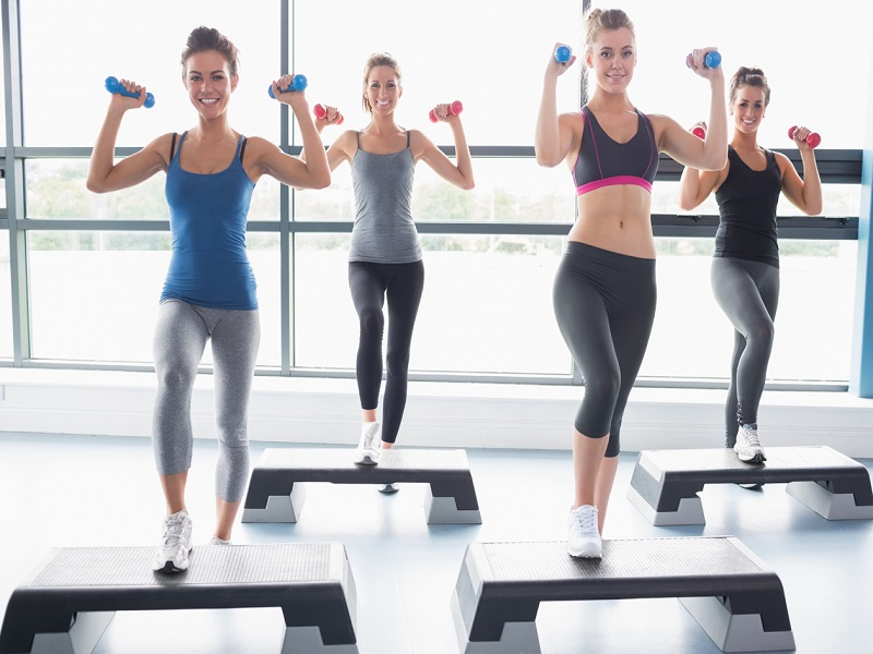 ejercicios de resistencia aerobica